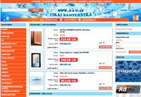 interneta veikala izstrāde - www.380.lv