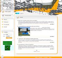 mājas lapas izstrāde - www.bao.lv
