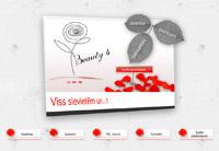 web lapa beauty4.lv - Skaistums, seksualitāte, veselība