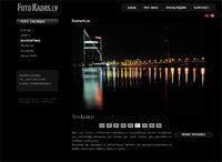 piemērs majas lapai - Foto pakalpojumi, fotografēšana