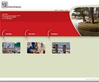 web lapu dizaini - Būvniecība, metālapstrāde, urbtie pāļi, ūdenstilpju nostiprināšana, peldošās piestātnes