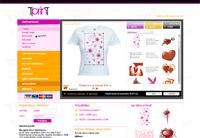 web lapas paraugs - www.tprint.lv